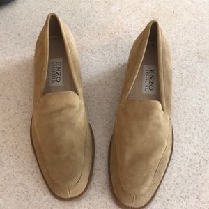 New Enzo heeled loafers